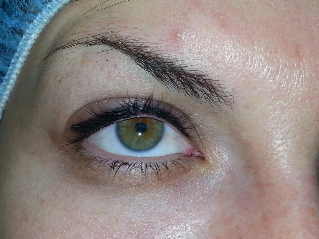 Chicago Permanent Makeup ,Microblading correction by Expert