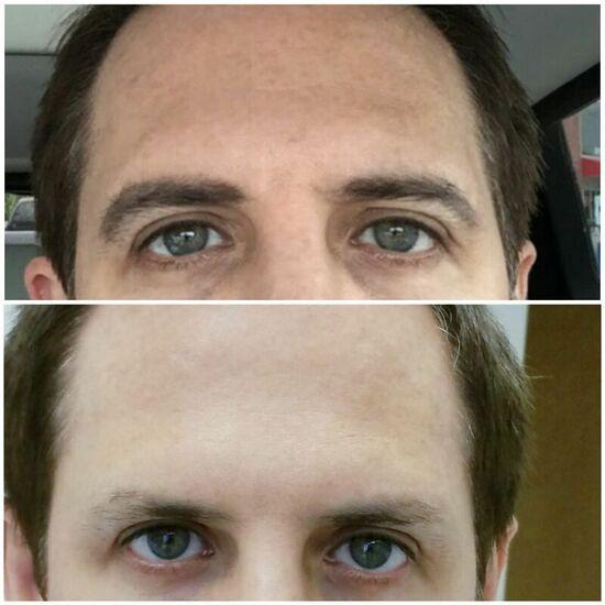 Permanent Makeup for Men Portfolio